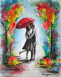 A kiss in the rain - Gargovi