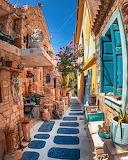 Greece, Samos, Pythagoreio
