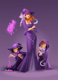 Witch and accomplices