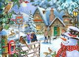 Snowman's View - Colin Westingdale