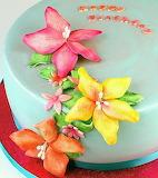 Tropical cake @ Das süße Leben