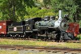 Colorado and Northwestern Railroad Locomotive #30 Golden CO