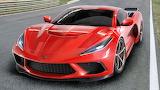 ^ 2020 Corvette C8