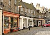 South Queensferry Edinburgh Scotland
