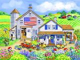 Summer Farm~ GeraldineAikman