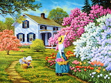 Brilliant Garden~ JohnSloane