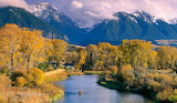 Yellowstone River, MT