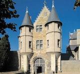 Château d'Angers Chalet