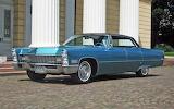 1967 Cadillac DeVille Hardtop