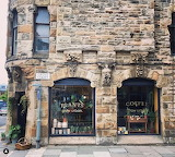 Shop coffee Edinburgh Scotland