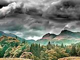 Langdale England Landscape