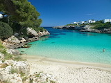 Beautiful beach cove in Mallorca