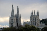 Burgos, La cathédrale, Spain