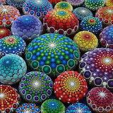 Painted rocks 2