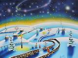 StarryNight GordonBruce