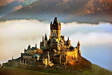 Reichsburg Castle Cochem Germany