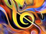 coloured music