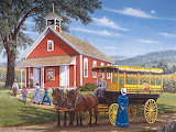 Country Life by John Sloane...