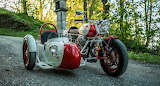 Moto Guzzi Sidecar