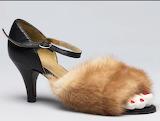 Meret Oppenheim: Shoe with Fur (1936)
