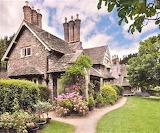 #Double Cottage Blaise Hamlet