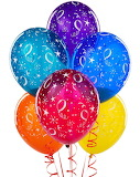 ^ Balloons