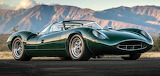 1966 Jaguar XJ13 replica