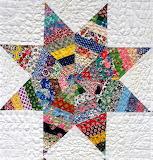 String Star Quilt