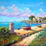 Antonino Cammarata-painting