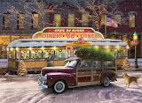 Route 66 Diner~ GregGiordano