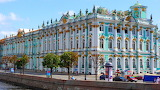 Winter-Palace-and-Hermitage-museum-St. Petersburg