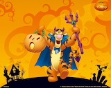 Tigger Halloween