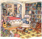 Quiet in the Library ~ Kim Jacobs