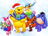Pooh Bear and Friends @ Pinterest...