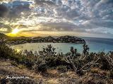 Sunrise St. John Island
