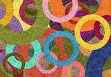 overlaid circles