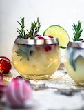 ..and another White Christmas Tequila Sour