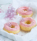 Elderberry donuts