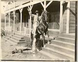 Cowboy Lee Haynes
