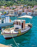 Greece, Peloponnese, Gythio