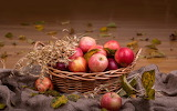 Sabrosas manzanas