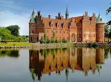 Egeskov Castle Denmark So view