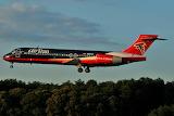 AirTran Atlanta Falcons colors