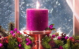 Hermosa vela
