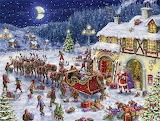 Loading Santa's Sleigh