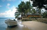 Fiji resort