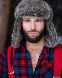 Silly fur hat