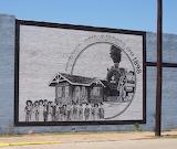 Stroud Mural