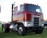 1969 International Transtar Semi Truck COE