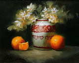 Oranges and Daisies